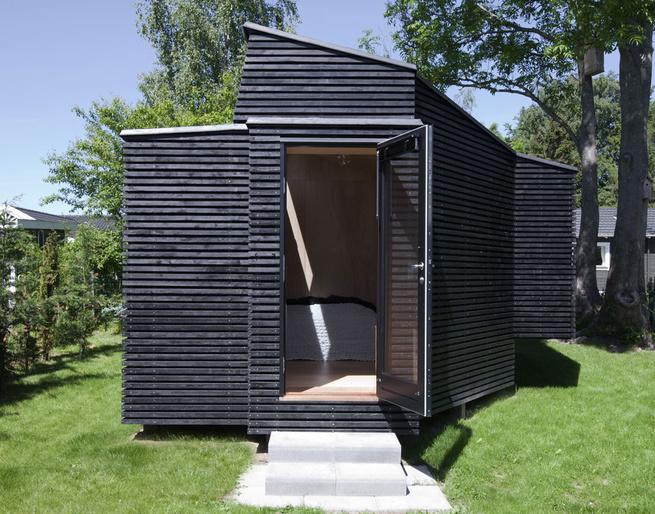 kallesco cottage exterior