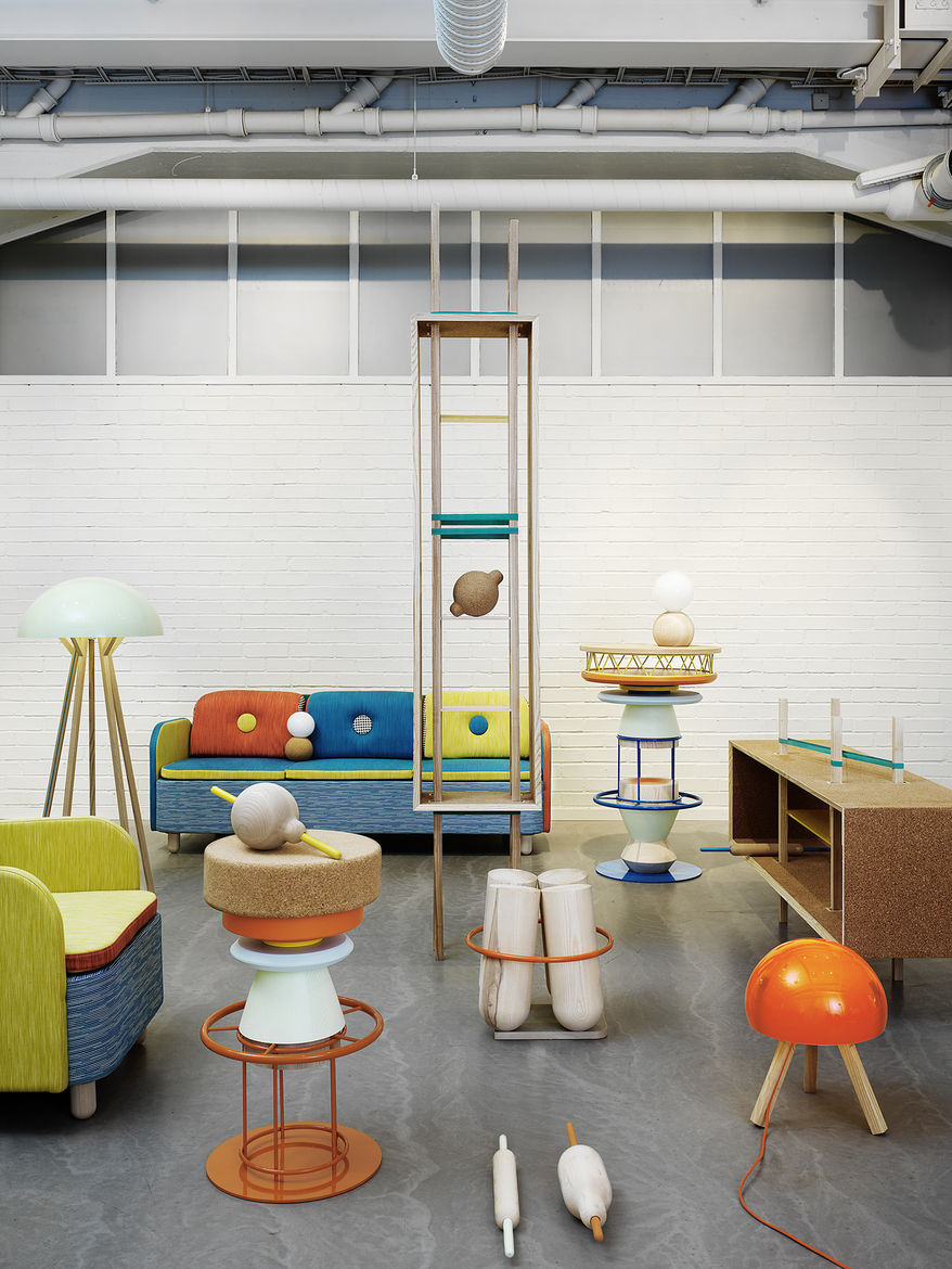 "Every object in the exhibition, comprised of whimsical objects born from the margins of <a href=""http://www.notedesignstudio.se/"">Note Design Studio</a>. <br /><br /> Note is going to be busy in 2011. Be sure to watch for upcoming collaborations between N"