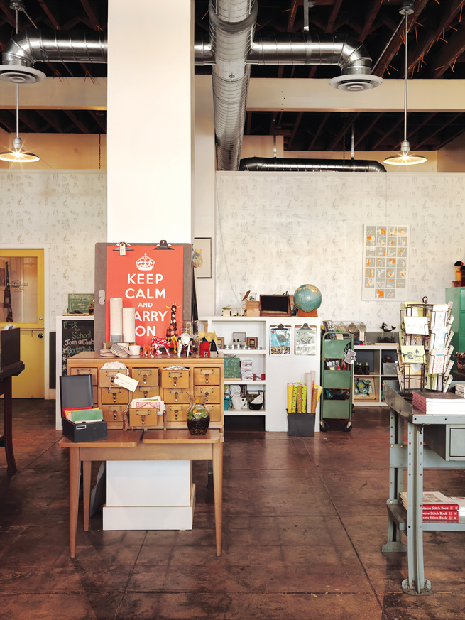 Building a community around design was important for Maldonado and Lopez, and ReForm School has become a neighborhood institution promoting craft and artisan goods.