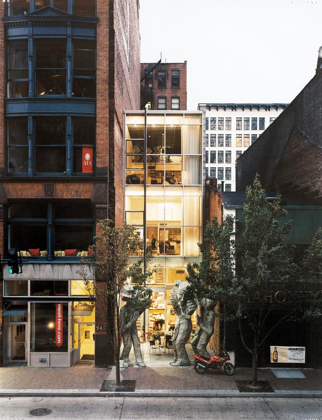 Pittsburgh, apartment building, eve picker, edge studio, dutch macdonald