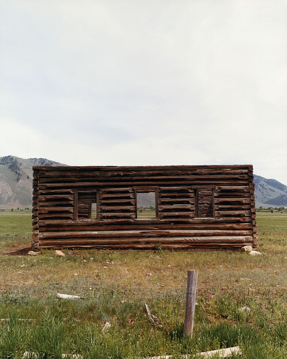 The simple agrarian structures that dot the empty fields and ranches throughout Jackson stand as inspiration to many architects who are fighting to maintain the simplicity and beauty of vernacular buildings.
