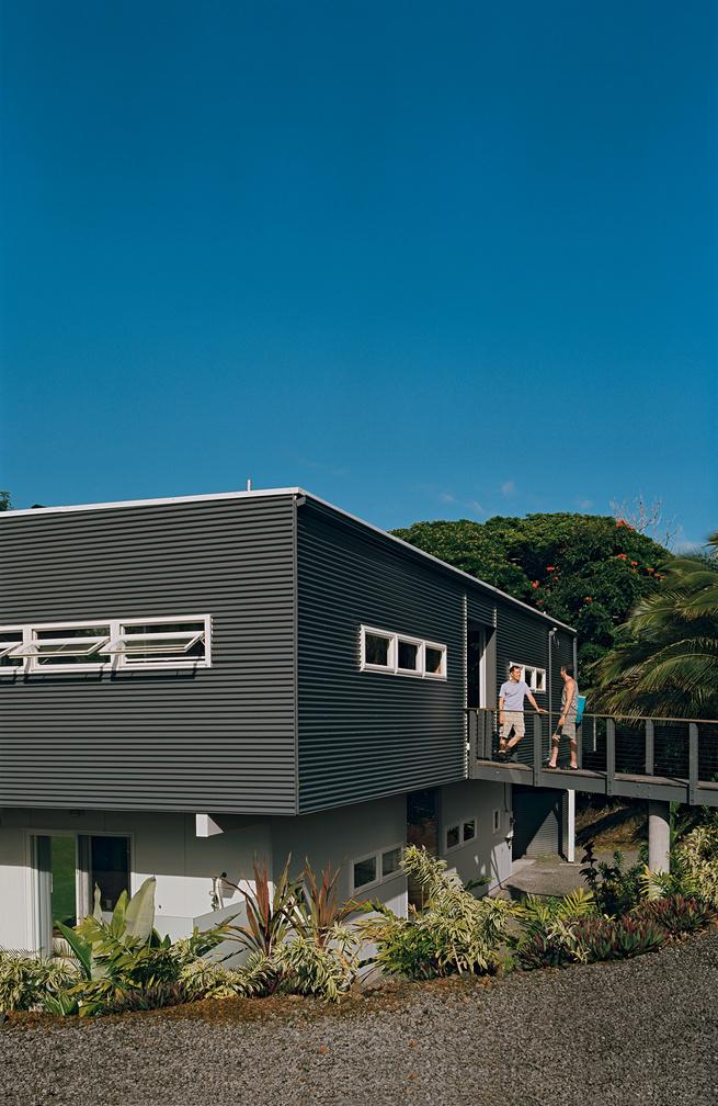 Beach house in Puna, Hawaii