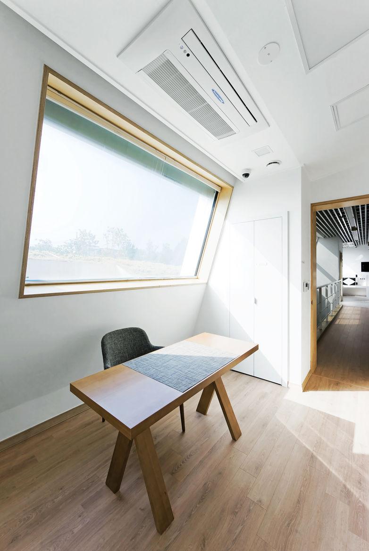 Sleek modern heating systems