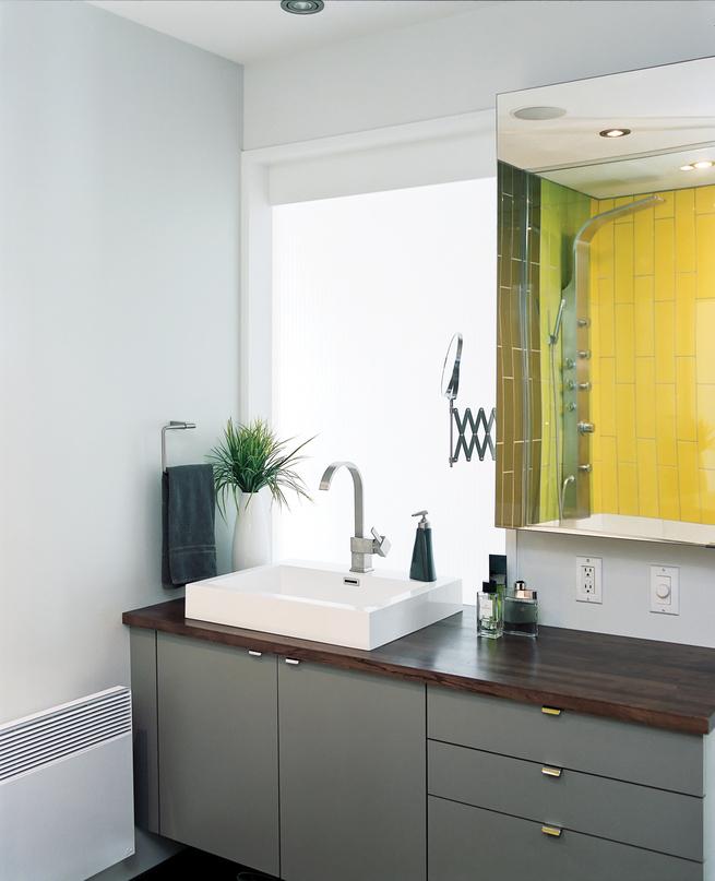 Ramacieri-Soligo tiles in bathroom