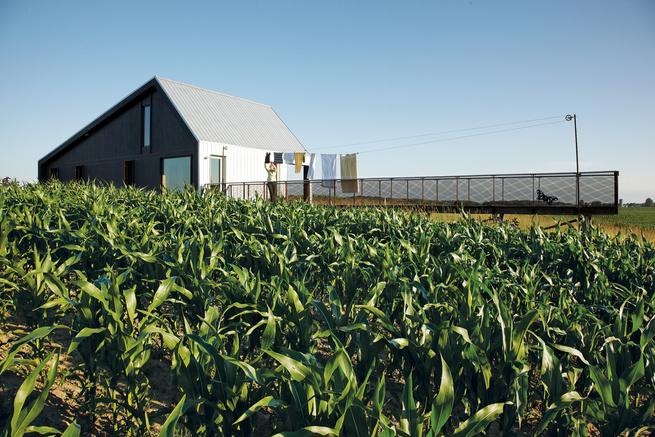maggie treanor, huron county, ontario, farmhouse, modern