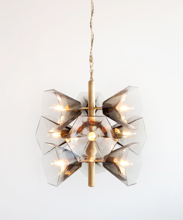 Modern Margot pendant lamp by Brooklyn-based Egg Collective