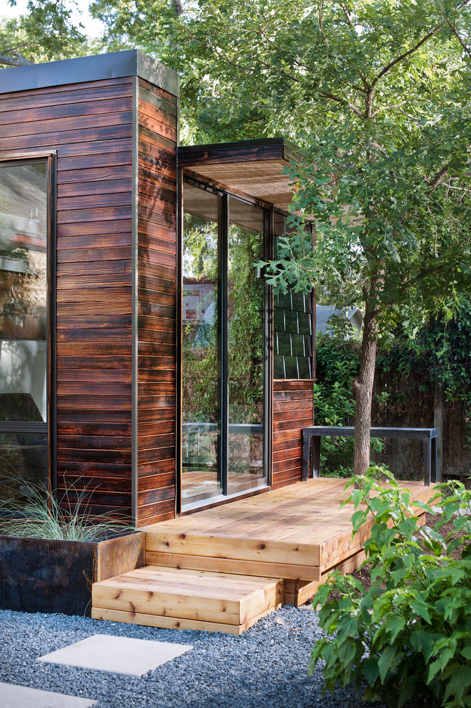 Sett Studio prefab house