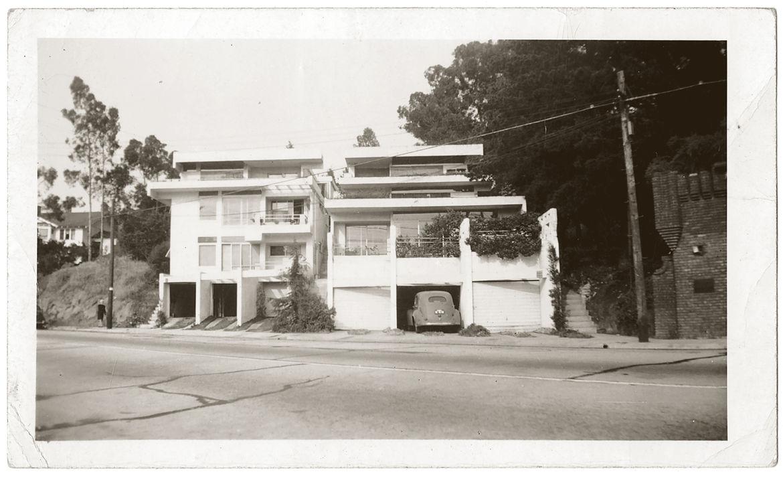 Original Bubeshko Apartments  in Los Angeles, California
