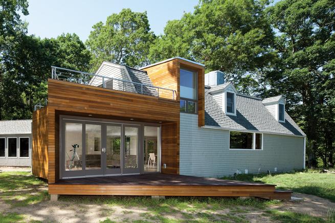 Japanese-inspired design home renovation