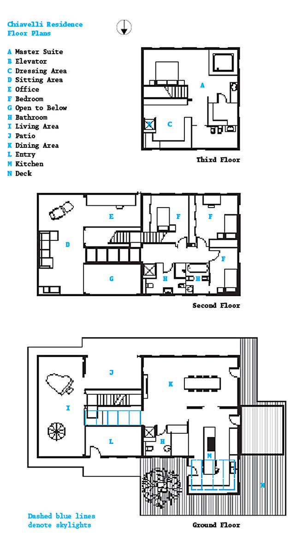 Farmhouse renovation in Italy floor plan