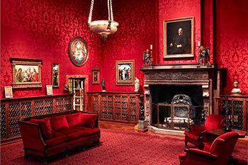 Morgan Library West Room