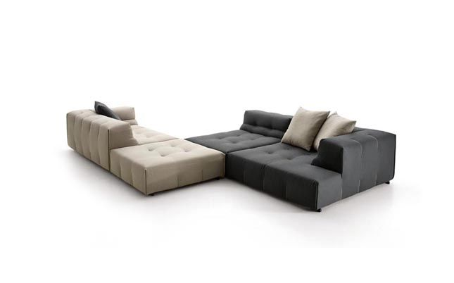 Tufty-Too Sofa by Patricia Urquiola