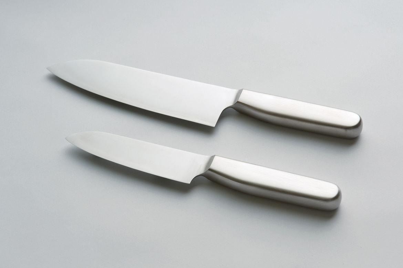 Stainless Steel Knives by Yota Kakuda for MUJI