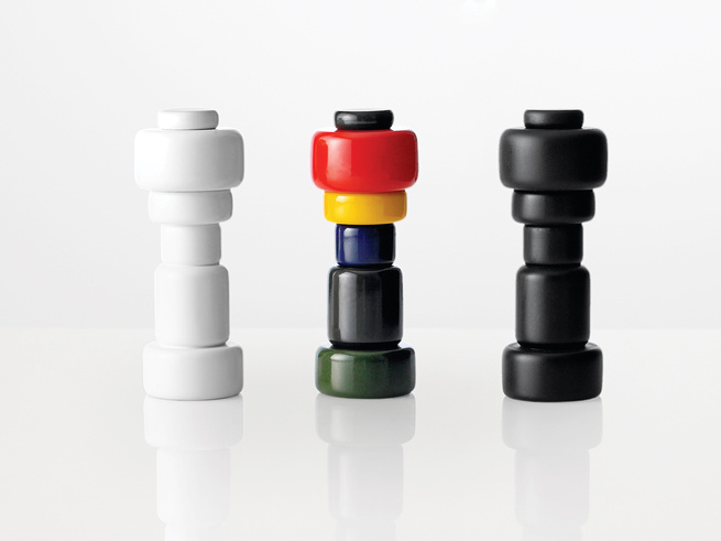 Plus Salt-and-Pepper Grinders by Norway Says for Muuto