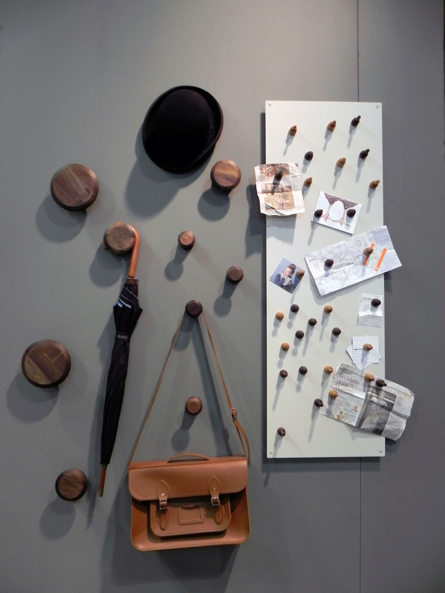 Wooden magnets by Fort Standard