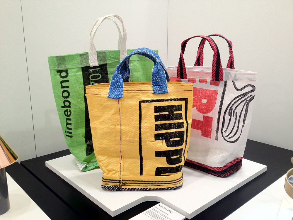 Tools for Everyday Life bags at ICFF 2012