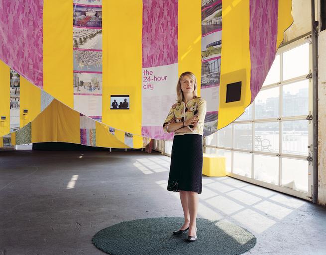 Curator and author Zoe Ryan
