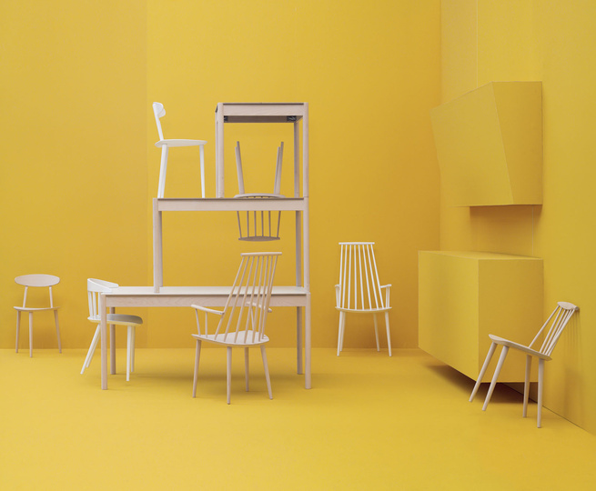 Chair reissues from HAY