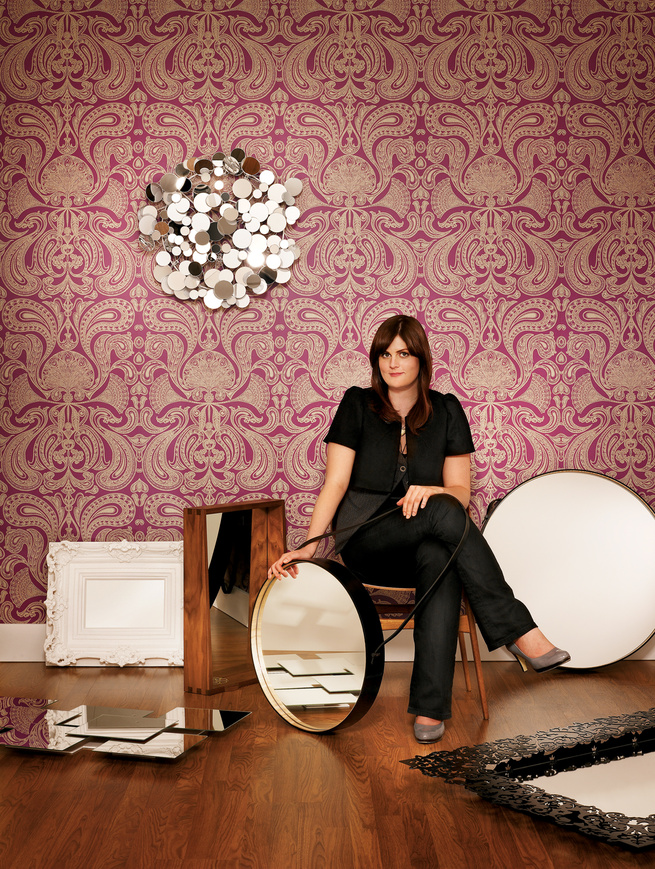 Interior designer Sally Kuchar