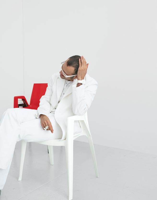 Designer Karim Rashid
