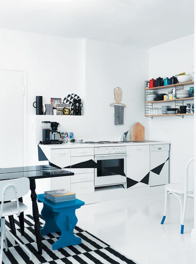 Modern Finnish design kitchen