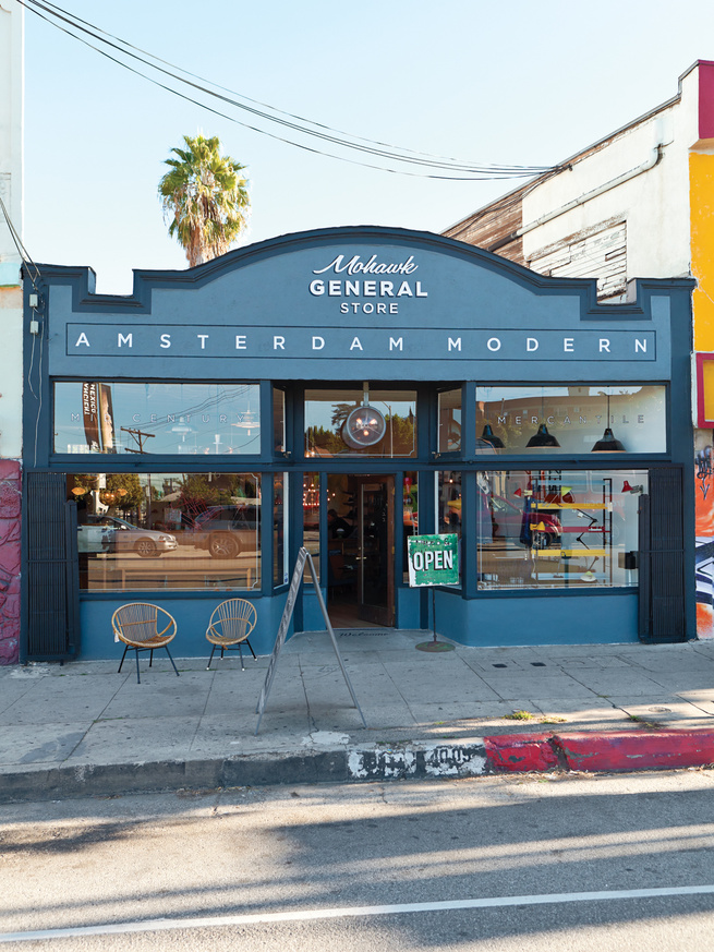 Mohawk General Store in Los Angeles, California