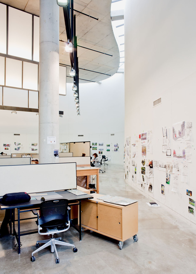 Knowlton Hall studio space