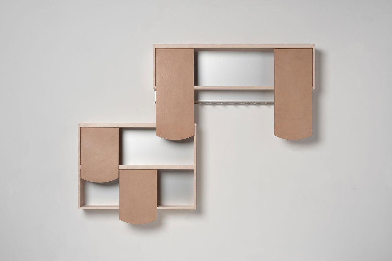 Shingle shelves