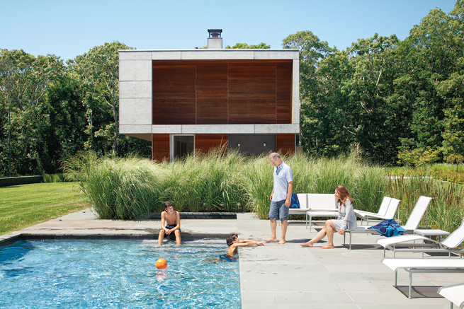 prefab beach house retreat