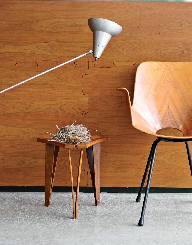Wooten interior wood chair