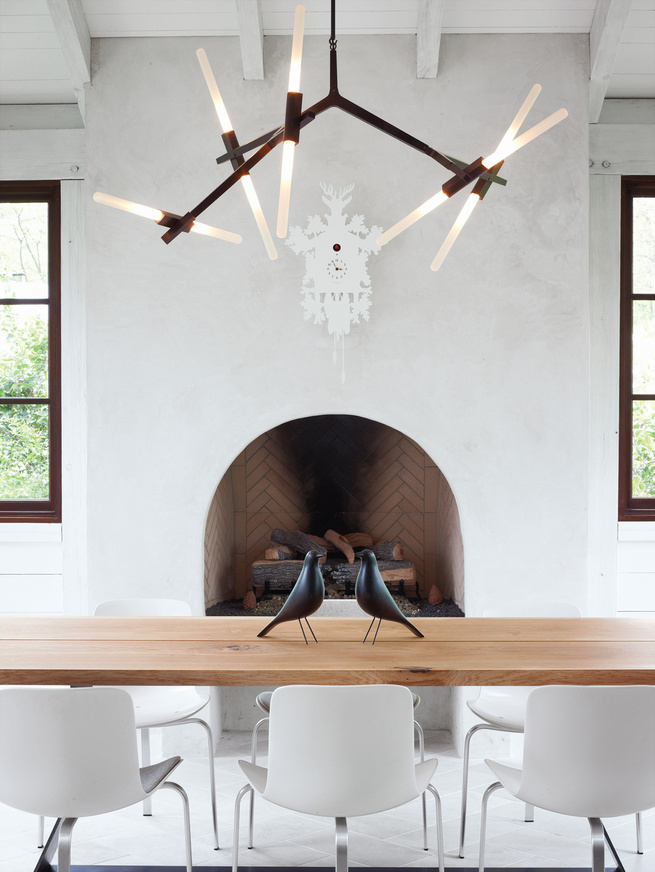 Dinning space interior