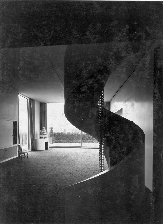 Le Corbusier designed Beistegui apartment in Paris, France