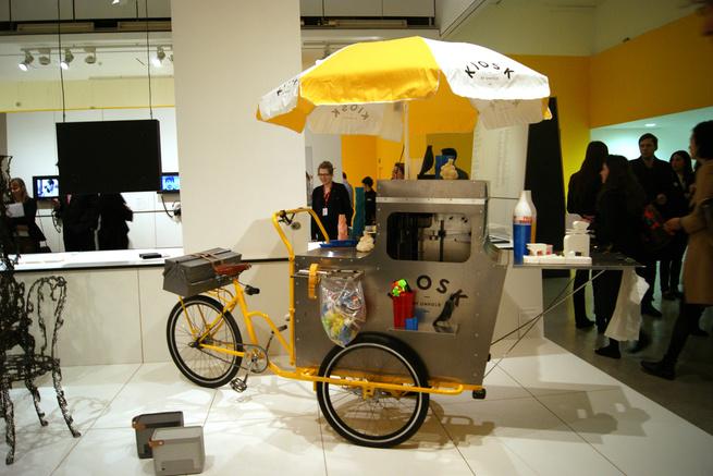 Kiosk Project by Unfold