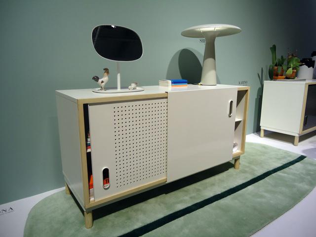 Kabino storage system by Normann-Copenhagen