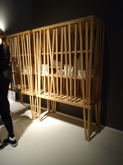 Mikado cupboard by Front for Porro