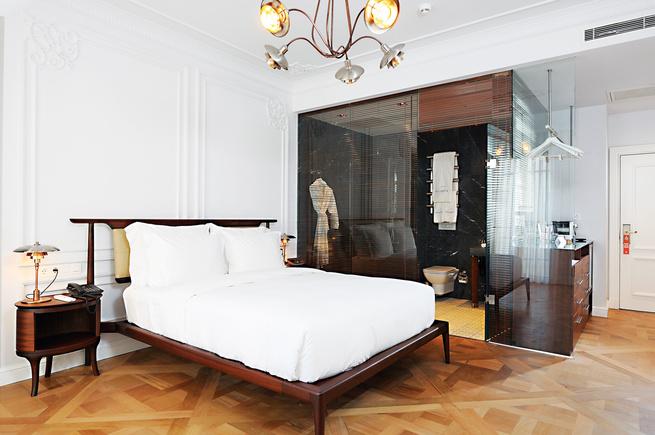 byzantium boom détour georges hotel