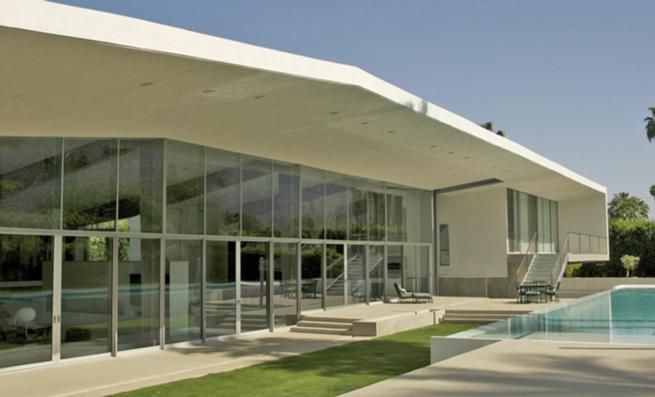 Desert Canopy House in Palm Springs