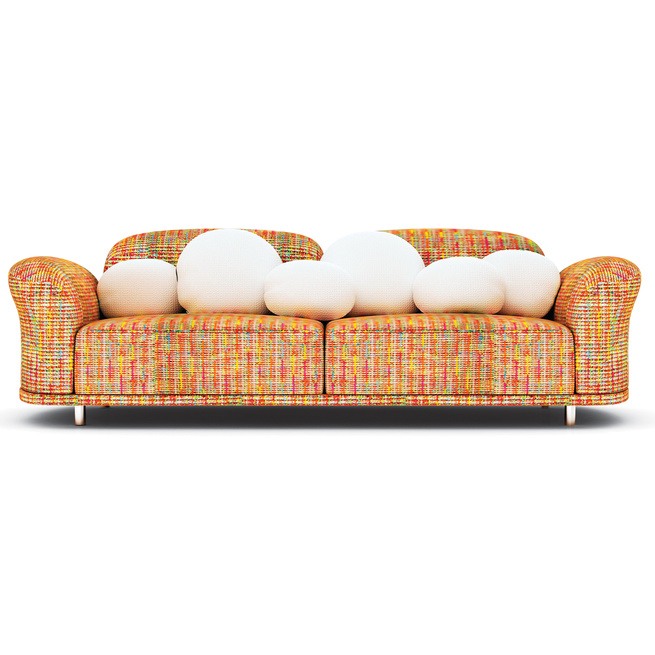 The Cloud Sofa designed by Marcel Wanders