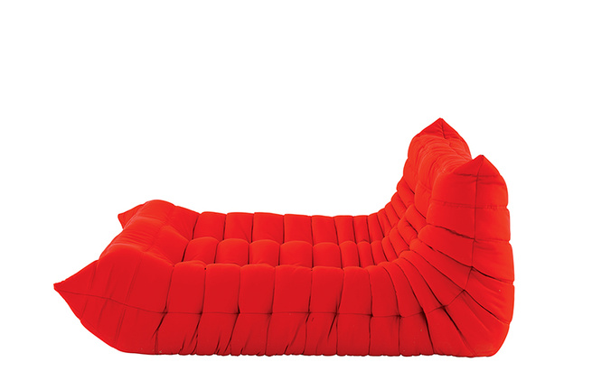 Togo chaise longue by Ligne Roset