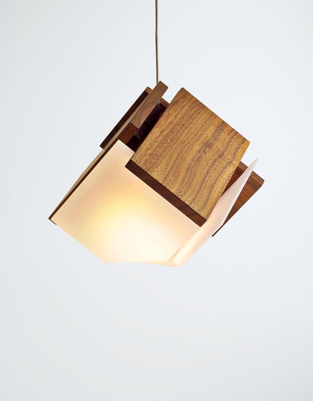 Mica pendant by Cerno