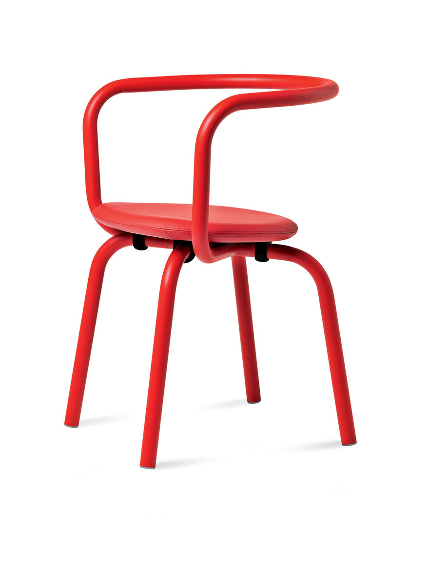 Parrish chair by Konstantin Grcic for Emeco