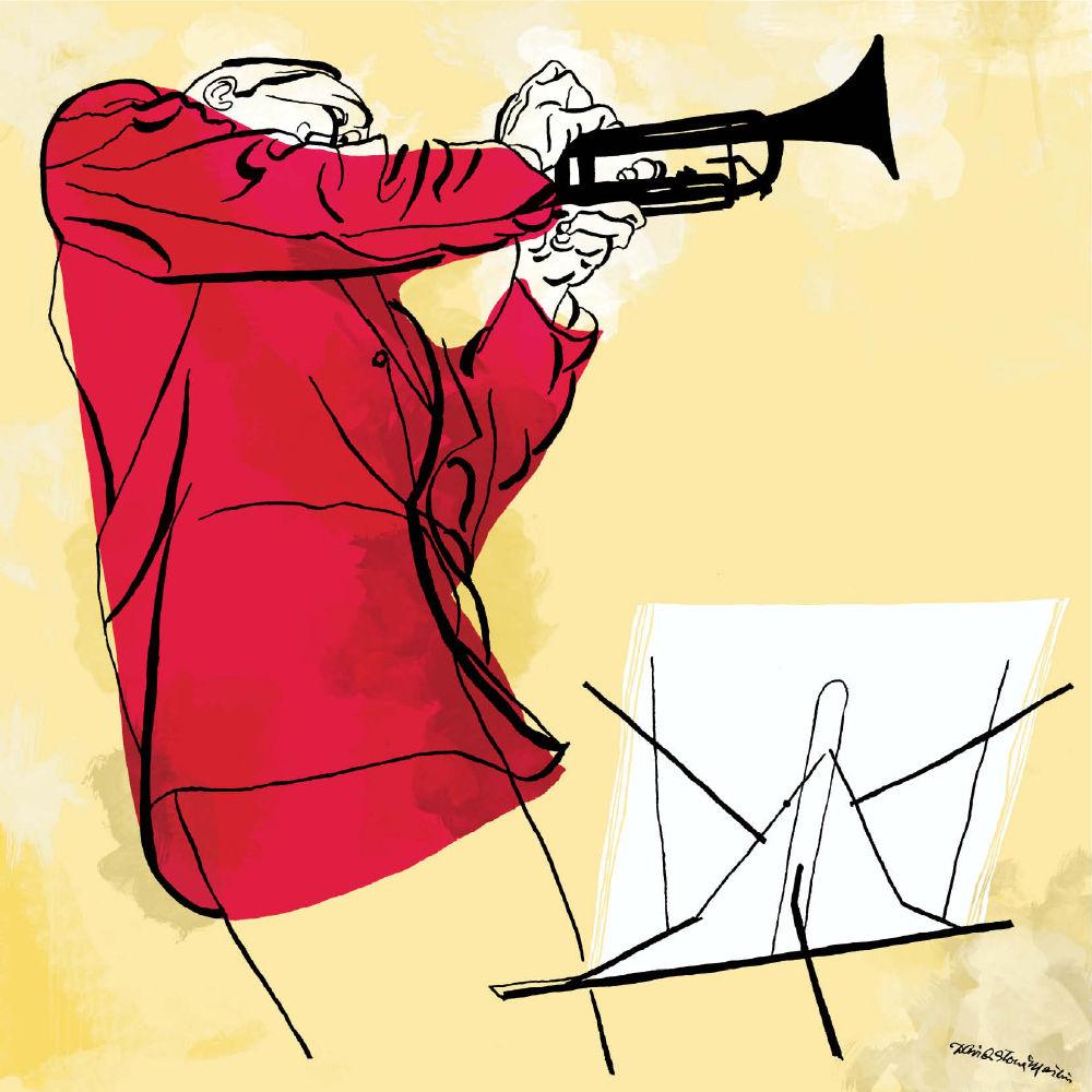 Modern Jazz album cover