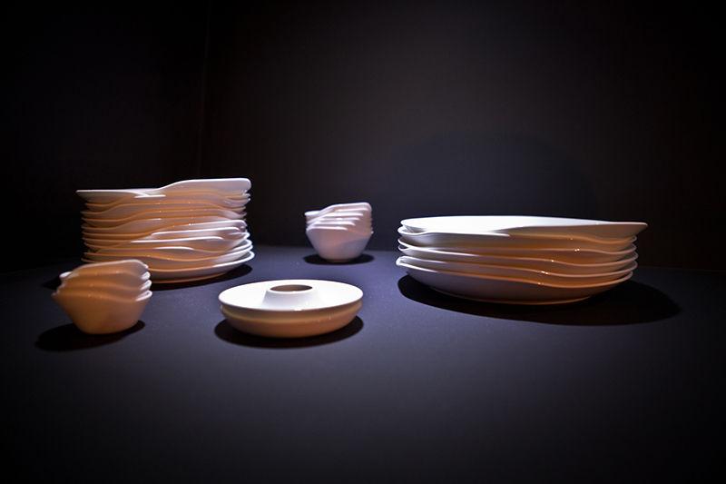Relax tableware by Tamer Nakışçı of Studio/Nakisci