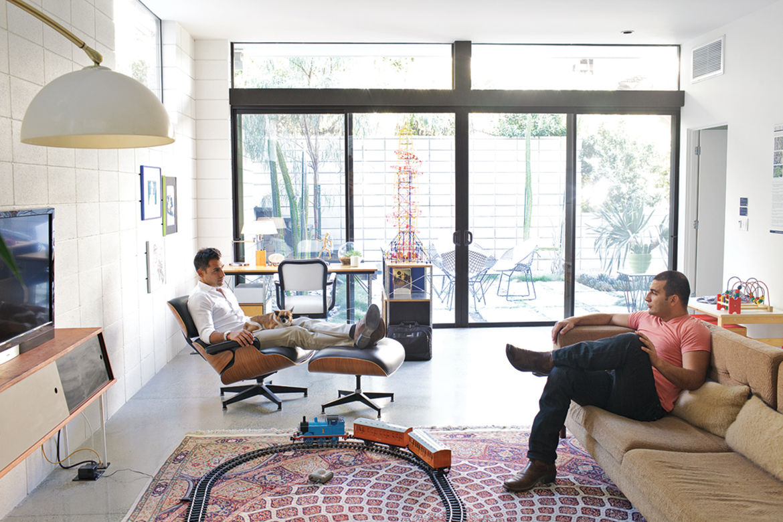 San Diego living room shot