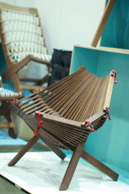 Corocito cerrado chair from Fabrica at Dwell on Design 2013