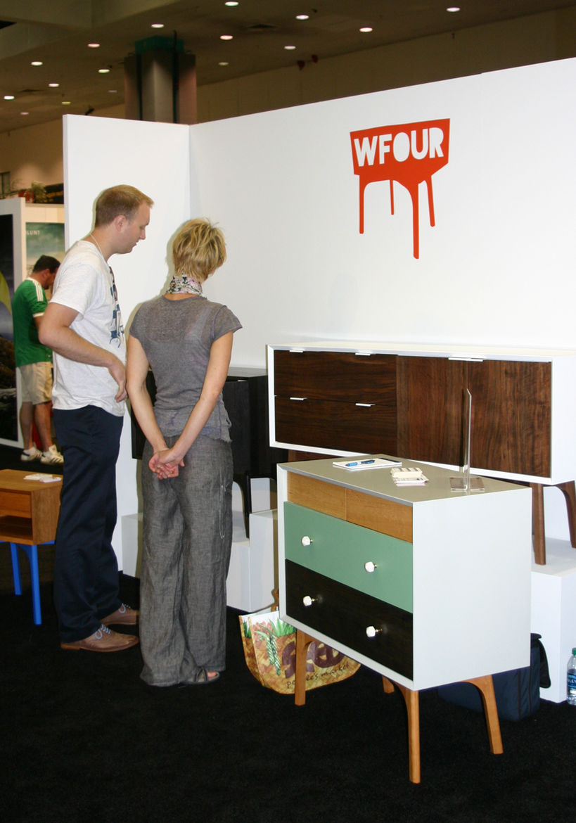 WFOUR customizable Mix and Match dresser at Dwell on Design