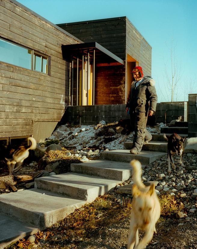 Modern house Alaska by Mayer Sattler-Smith