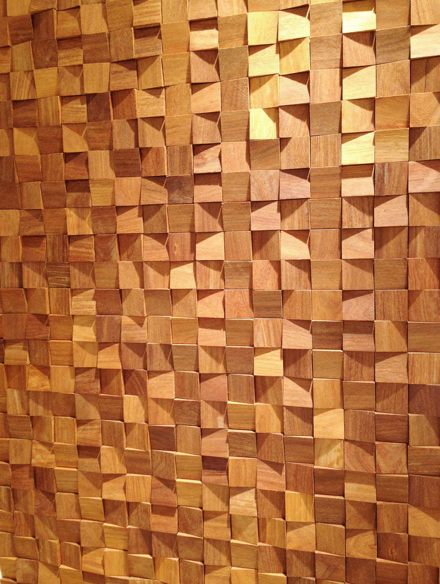 Wood Mosaics collection by Porcelanosa