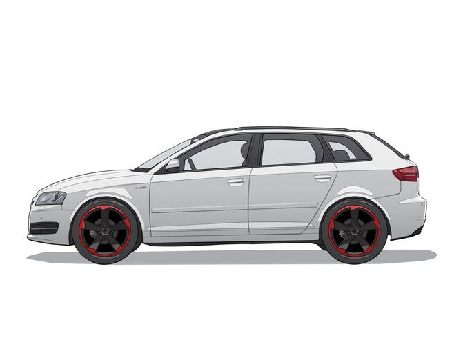 A3 Sportback e-tron by Audi