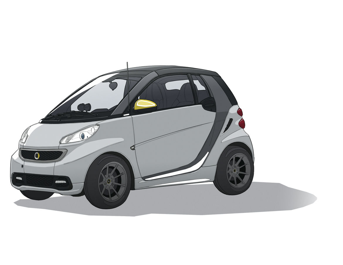 Smart ForTwo BoConcept Edition by Smart